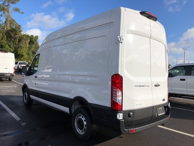 2019 Ford Transit-250 Base 3 Door Automatic Van EcoBoost 3.5L V6 GTDi DOHC 24V Twin Turbocharged Engine RWD