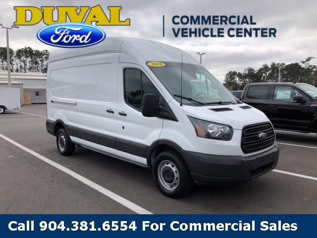 used 2018 ford transit 250 rwd van for sale in jacksonville fl pjka26584. Black Bedroom Furniture Sets. Home Design Ideas