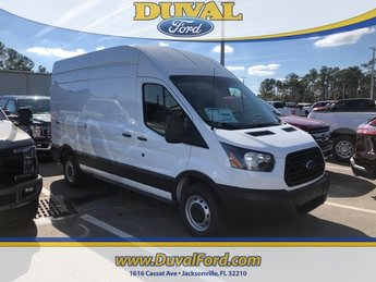 2019 Ford Transit-250 Base Van RWD 3.7L V6 Ti-VCT 24V Engine 3 Door Automatic