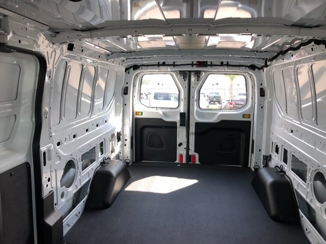 2019 Oxford White Ford Transit-250 Base 3 Door Automatic 3.7L V6 Ti-VCT 24V Engine