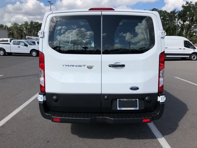 2019 Oxford White Ford Transit-250 Base 3 Door Automatic RWD 3.7L V6 Ti-VCT 24V Engine Van