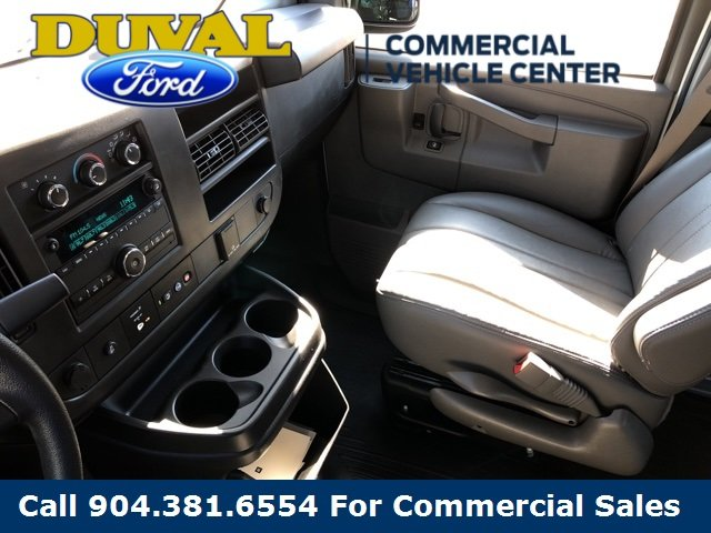2018 Chevy Express 2500 Work Van Van 4.3L V6 Engine 3 Door Automatic RWD