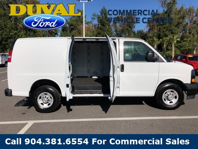 2018 Chevy Express 2500 Work Van RWD Van 3 Door 4.3L V6 Engine Automatic