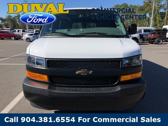 2018 Chevy Express 2500 Work Van 3 Door RWD Van 4.3L V6 Engine Automatic