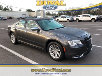2016 Chrysler 300C Base 3.6L 6-Cylinder SMPI DOHC Engine RWD Automatic Sedan