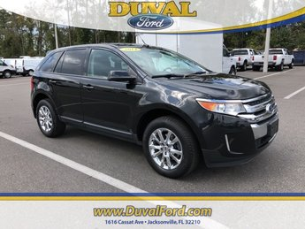 2014 Tuxedo Black Metallic Ford Edge SEL 3.5L V6 Ti-VCT Engine Automatic 4 Door AWD SUV