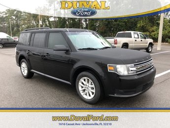 2019 Ford Flex SE SUV 4 Door Automatic FWD 3.5L V6 Ti-VCT Engine