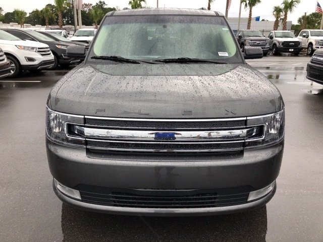 2019 Magnetic Ford Flex SEL 4 Door 3.5L V6 Ti-VCT Engine FWD Automatic SUV