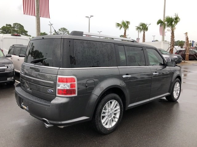 2019 Magnetic Ford Flex SEL FWD SUV 4 Door