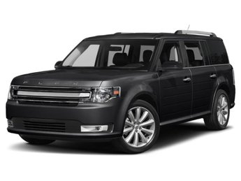 2019 Ford Flex SEL SUV 4 Door 3.5L V6 Ti-VCT Engine FWD