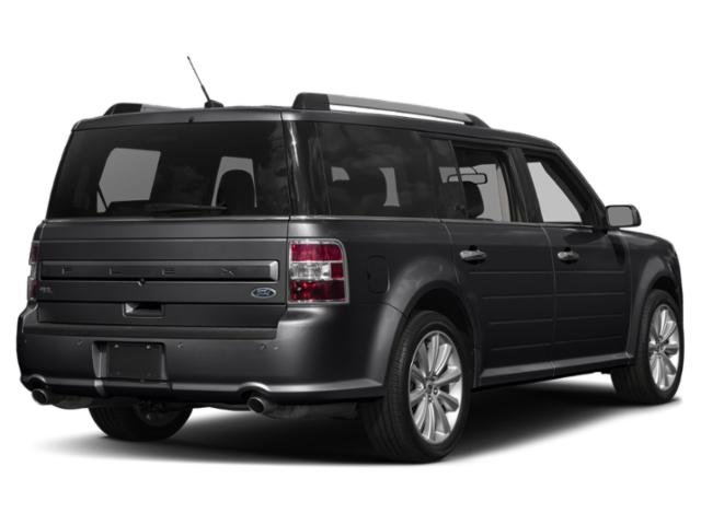 2019 Agate Black Ford Flex SEL SUV FWD 4 Door Automatic