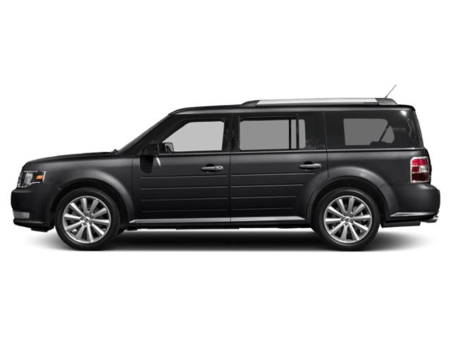 2019 Agate Black Ford Flex SEL 3.5L V6 Ti-VCT Engine Automatic SUV FWD 4 Door