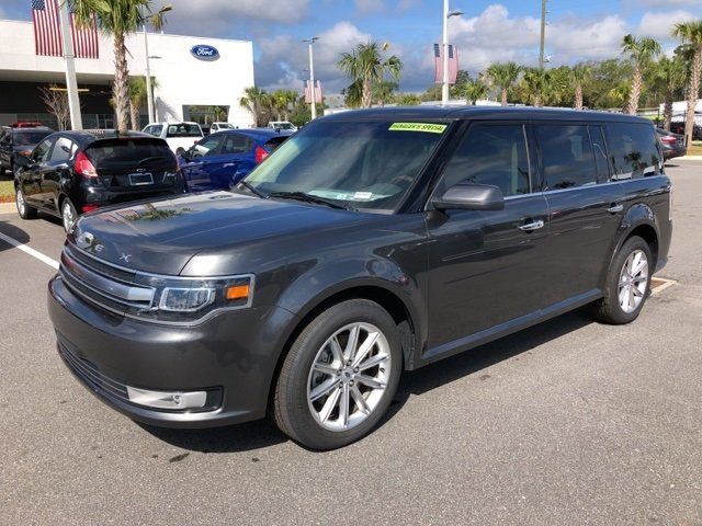 2018 Ford Flex Limited FWD 3.5L V6 Ti-VCT Engine SUV