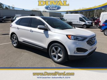 2019 Ford Edge SEL FWD 2.0L Engine SUV Automatic