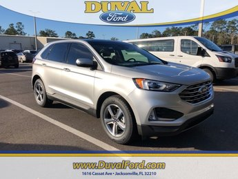 2019 Ford Edge SEL 2.0L Engine SUV 4 Door Automatic