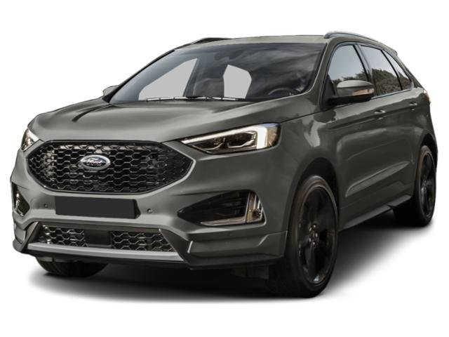 2019 Ford Edge SEL Automatic 4 Door FWD SUV 2.0L Engine