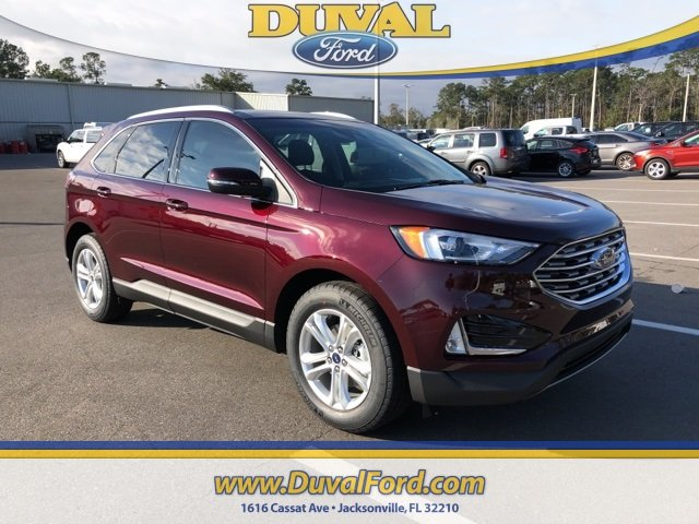2019 Ford Edge SEL Automatic 2.0L Engine SUV 4 Door