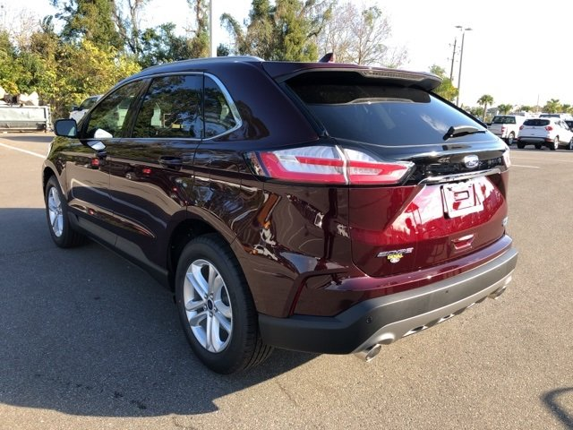 2019 Ford Edge SEL 4 Door 2.0L Engine Automatic FWD
