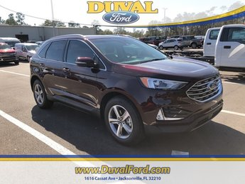 2019 Ford Edge SEL 2.0L Engine SUV 4 Door FWD Automatic