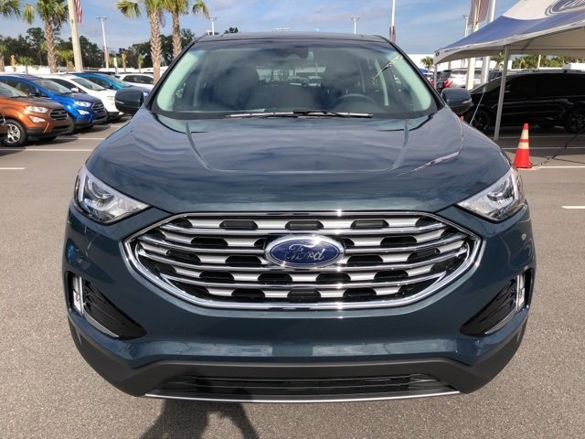 2019 Ford Edge Titanium 2.0L Engine FWD Automatic SUV
