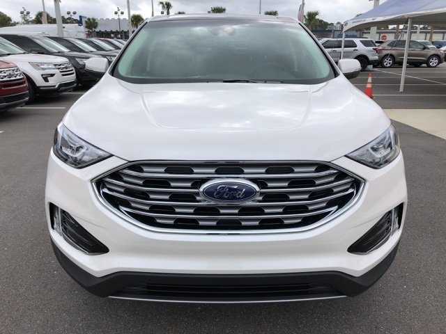 2019 Ford Edge Titanium SUV FWD Automatic 4 Door