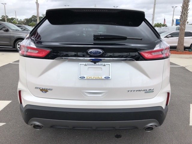 2019 Ford Edge Titanium 4 Door 2.0L Engine FWD SUV Automatic
