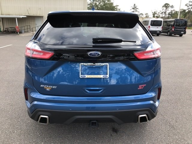 2019 Ford Edge ST 4 Door SUV EcoBoost 2.7L V6 GTDi DOHC 24V Twin Turbocharged Engine AWD Automatic