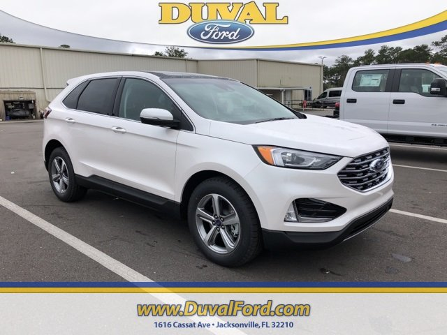 2019 Ford Edge SEL AWD 4 Door 2.0L Engine Automatic SUV