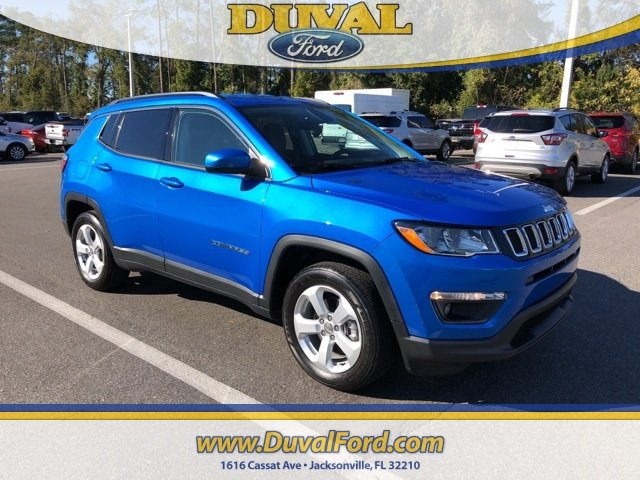2018 Jeep Compass Latitude FWD SUV Automatic 2.4L I4 Engine 4 Door