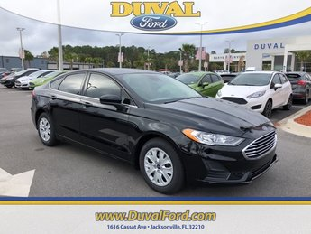 2019 Ford Fusion S FWD 4 Door Automatic Sedan