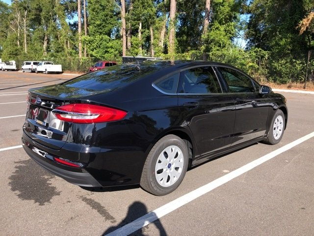 2019 Ford Fusion S 2.5L i-VCT Engine Sedan FWD