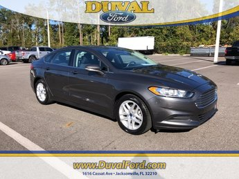2016 Ford Fusion SE Sedan Automatic FWD 4 Door 2.5L iVCT Engine