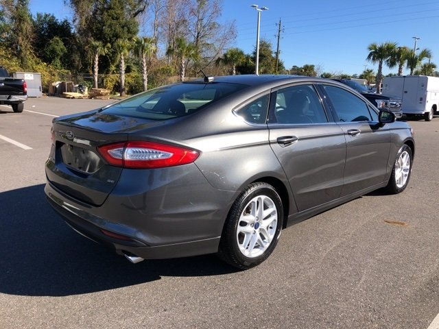 2016 Ford Fusion SE 4 Door Automatic FWD
