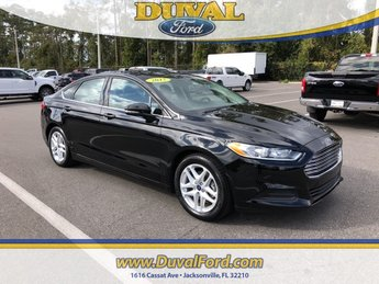 2016 Ford Fusion SE 4 Door Automatic Sedan FWD 2.5L iVCT Engine