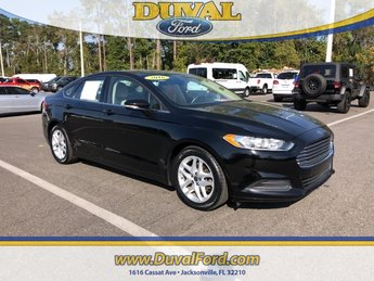 2016 Ford Fusion SE Automatic 4 Door FWD Sedan