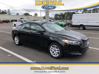 2016 Ford Fusion SE 2.5L iVCT Engine Sedan Automatic