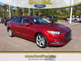 2016 Ford Fusion SE Sedan FWD 4 Door 2.5L iVCT Engine Automatic