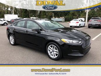 2016 Ford Fusion SE Sedan Automatic 2.5L iVCT Engine 4 Door FWD