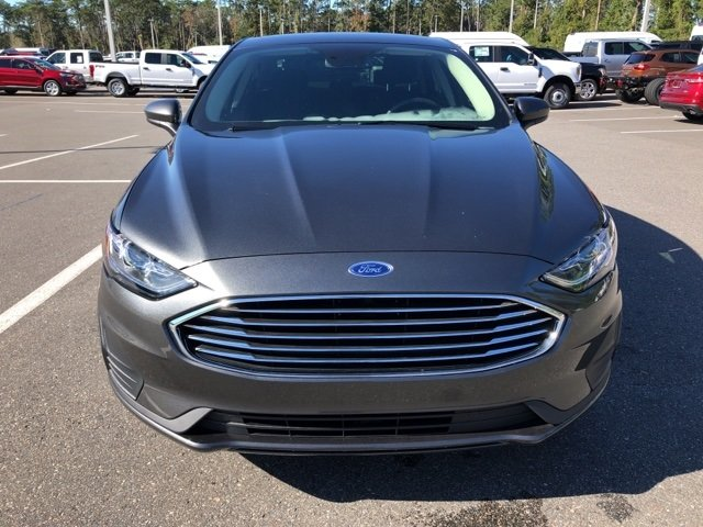 2019 Ford Fusion SE 4 Door Automatic FWD EcoBoost 1.5L I4 GTDi DOHC Turbocharged VCT Engine Sedan