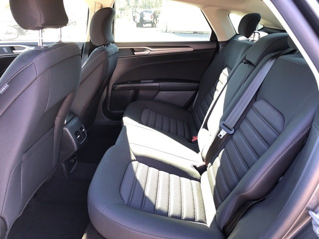 2019 Ford Fusion SE Automatic FWD 4 Door