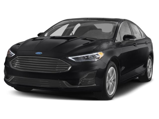 2019 Ford Fusion SE Sedan FWD Automatic 4 Door EcoBoost 1.5L I4 GTDi DOHC Turbocharged VCT Engine