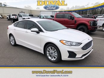 2019 Ford Fusion SE Automatic Sedan EcoBoost 1.5L I4 GTDi DOHC Turbocharged VCT Engine 4 Door FWD