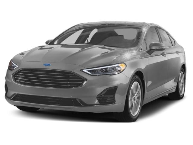 2019 Ingot Silver Metallic Ford Fusion SE Automatic FWD EcoBoost 1.5L I4 GTDi DOHC Turbocharged VCT Engine 4 Door Sedan