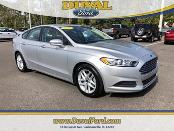 2016 Ford Fusion SE FWD 4 Door Sedan Automatic