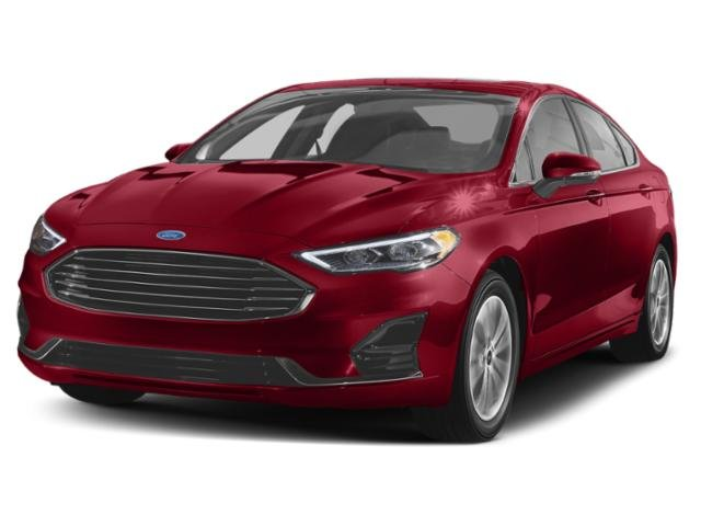 2019 Rich Copper Metallic Tinted Clearcoat Ford Fusion SE Sedan Automatic FWD