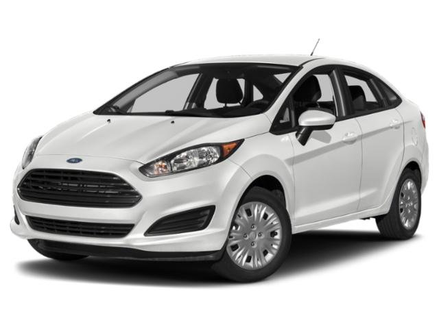 2019 Ford Fiesta S 4 Door 1.6L I4 Ti-VCT Engine FWD