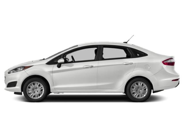 2019 Oxford White Ford Fiesta S 4 Door 1.6L I4 Ti-VCT Engine Sedan Automatic
