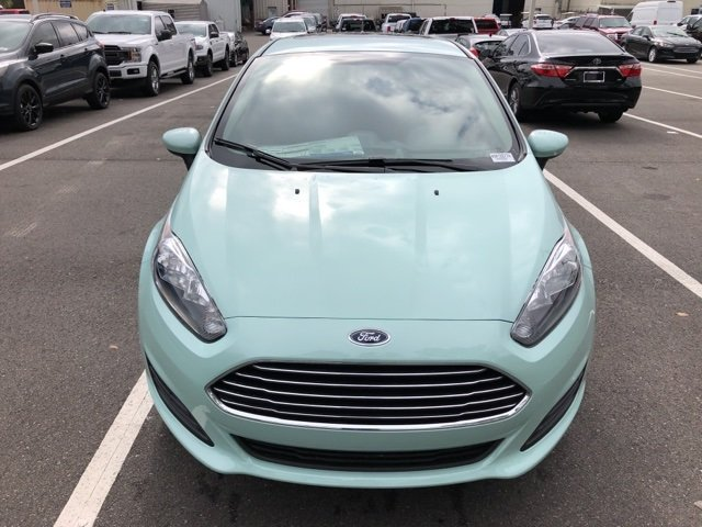 2019 Ford Fiesta SE Sedan Automatic 1.6L I4 Ti-VCT Engine