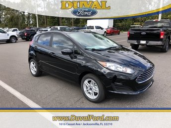 2019 Ford Fiesta SE FWD Automatic 4 Door