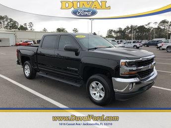 2017 Chevy Silverado 1500 LT Truck RWD Automatic 4 Door V8 Engine
